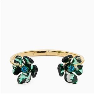 Kate Spade Petal Pushers Cuff Bracelet